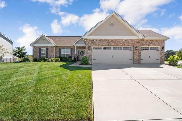143 Chickasaw Lane, O'Fallon, IL 62269 (#21066845) :: Jeremy Schneider Real Estate