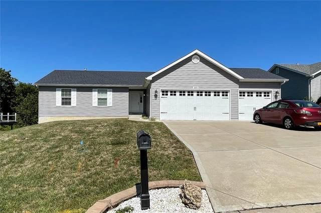 323 Falcons Way, Wright City, MO 63390 (#21066854) :: Jeremy Schneider Real Estate