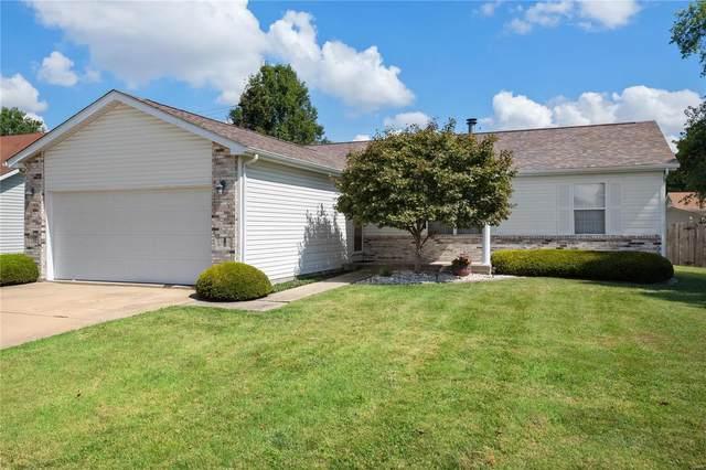 10 Crestwood Court, Belleville, IL 62226 (#21066865) :: Matt Smith Real Estate Group
