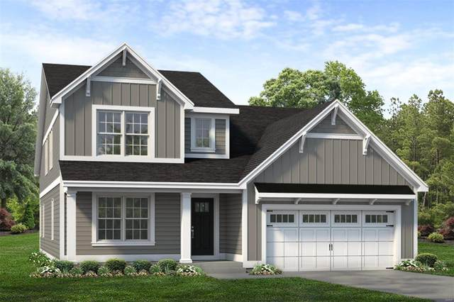 1011 Twin Pine Drive, Des Peres, MO 63131 (#21066917) :: Parson Realty Group