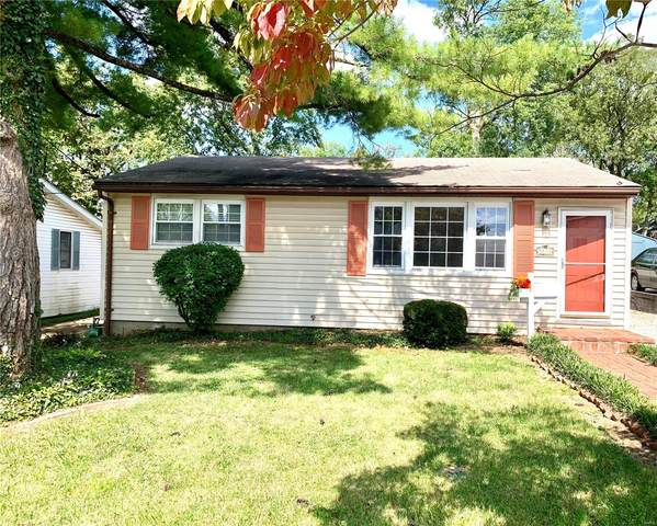 9233 Shortridge Avenue, St Louis, MO 63144 (#21066919) :: The Becky O'Neill Power Home Selling Team