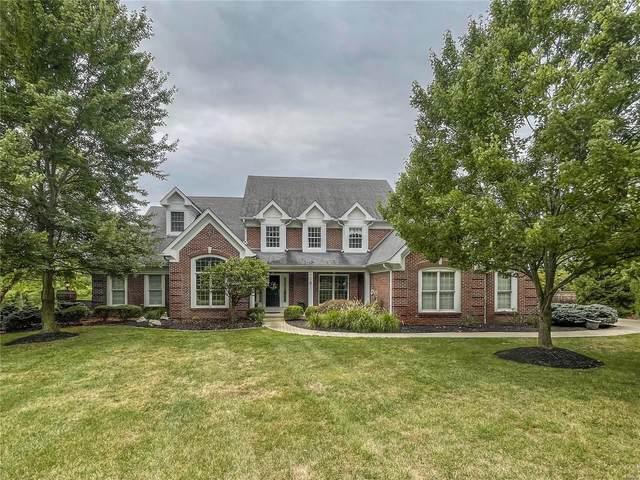 2048 Kingspointe Drive, Chesterfield, MO 63005 (#21066958) :: Jenna Davis Homes LLC