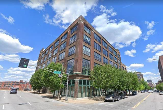 410 N Jefferson Avenue #403, St Louis, MO 63103 (#21066959) :: Palmer House Realty LLC