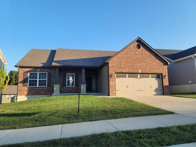 120 Pin Oak Meadows, Barnhart, MO 63012 (#21066969) :: Jeremy Schneider Real Estate