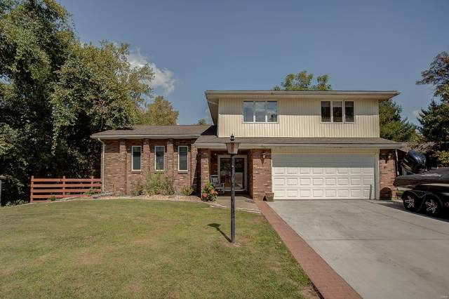 86 Eastmoor Drive, Wood River, IL 62095 (#21067027) :: Fusion Realty, LLC
