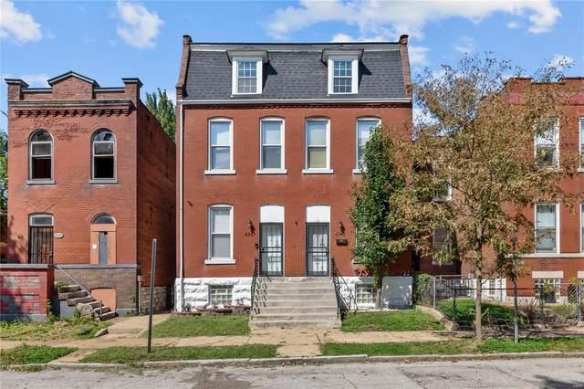 4745 Nebraska Avenue, St Louis, MO 63111 (#21067034) :: Palmer House Realty LLC