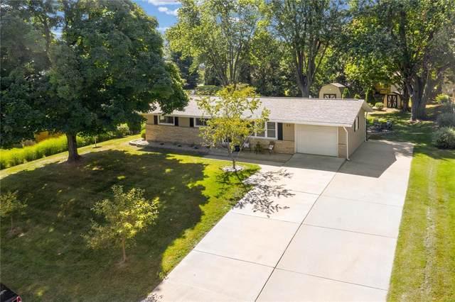 23 Ranchero Drive, Saint Charles, MO 63303 (#21067038) :: Reconnect Real Estate