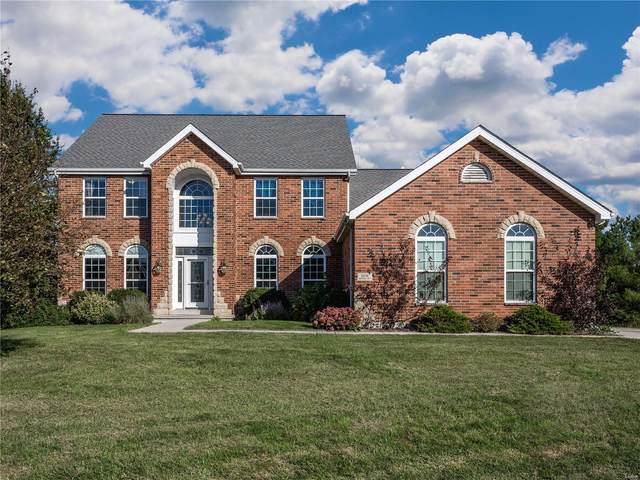 1101 Chatham Drive, Shiloh, IL 62221 (#21067066) :: Terry Gannon | Re/Max Results