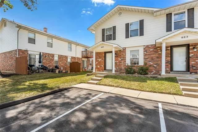 885 Boca Raton, Saint Peters, MO 63376 (#21067080) :: Innsbrook Properties