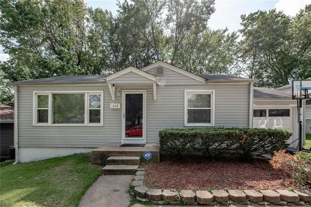 1408 Comet, St Louis, MO 63137 (#21067094) :: The Becky O'Neill Power Home Selling Team