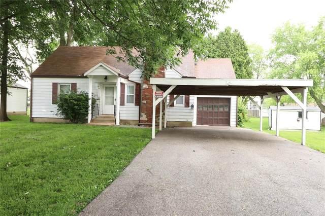 13 Lawndale, Belleville, IL 62221 (#21067100) :: Century 21 Advantage