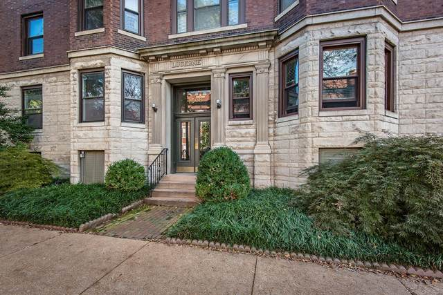 4508 Mcpherson Avenue 1E, St Louis, MO 63108 (#21067108) :: Parson Realty Group