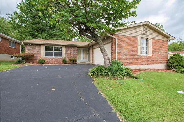 4651 Towne South Road, St Louis, MO 63128 (#21067123) :: Clarity Street Realty