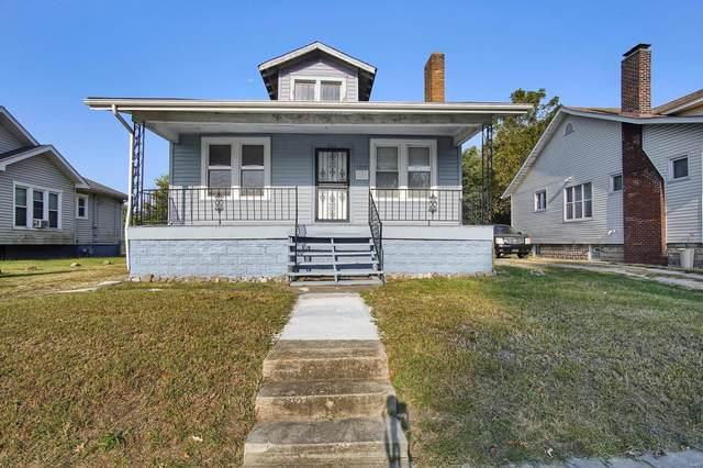 735 N 38 Street, East St Louis, IL 62205 (#21067125) :: Realty Executives, Fort Leonard Wood LLC