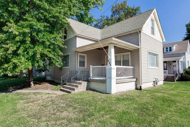 802 Bristow Street, Belleville, IL 62221 (#21067139) :: Century 21 Advantage
