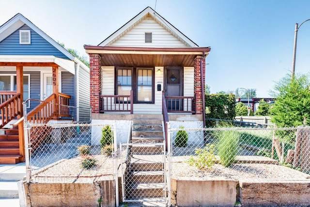 2603 Brannon Avenue, St Louis, MO 63139 (#21067157) :: Century 21 Advantage