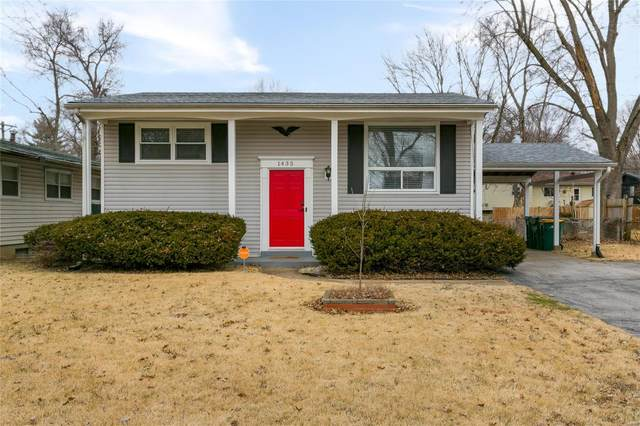 1435 Reale Avenue, St Louis, MO 63138 (#21067167) :: Clarity Street Realty
