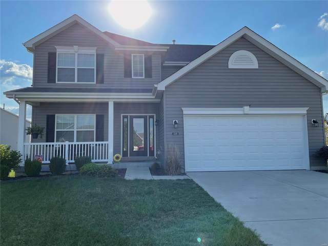 3248 Charlestowne Crossing, Saint Charles, MO 63301 (#21067169) :: The Becky O'Neill Power Home Selling Team