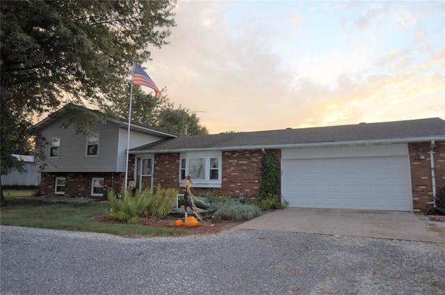 1204 Cemetery Road, Jerseyville, IL 62052 (#21067200) :: Parson Realty Group