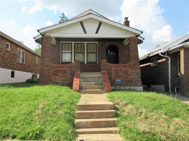 5741 Floy Avenue, St Louis, MO 63136 (#21067219) :: Innsbrook Properties