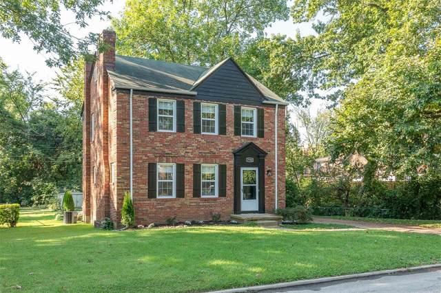 7752 Weston, St Louis, MO 63117 (#21067227) :: Matt Smith Real Estate Group