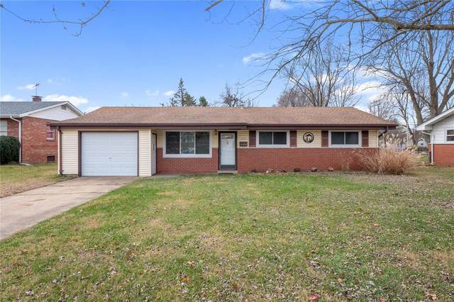 4200 Shirley, Belleville, IL 62226 (#21067238) :: Clarity Street Realty