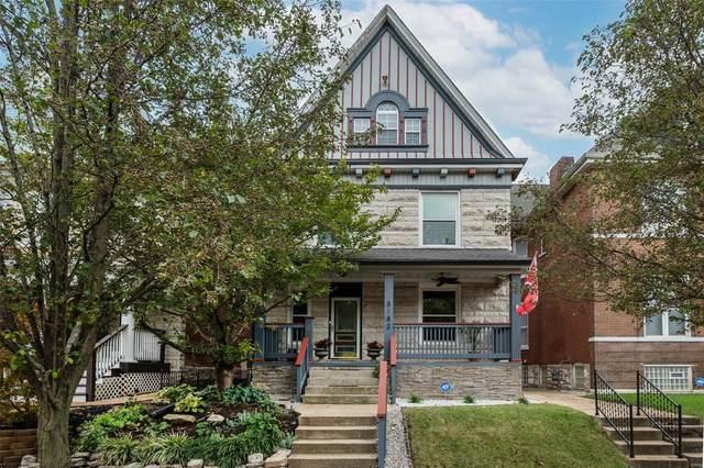5182 Maple Avenue, St Louis, MO 63113 (#21067243) :: Matt Smith Real Estate Group