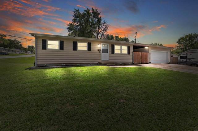 5160 Auriesville Lane, Hazelwood, MO 63042 (#21067253) :: Clarity Street Realty