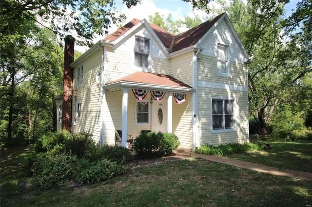 13153 Longstone Lane, St Louis, MO 63122 (#21067268) :: Terry Gannon | Re/Max Results