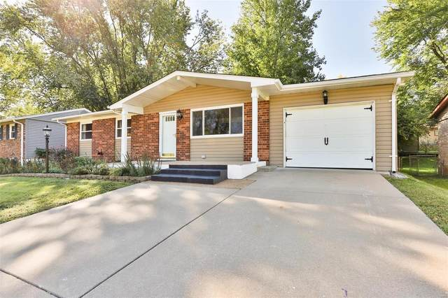 11928 Longmont Drive, Maryland Heights, MO 63043 (#21067295) :: Delhougne Realty Group