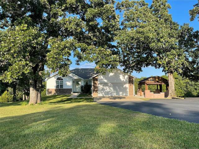 15850 Springhill Drive, Rolla, MO 65401 (#21067296) :: Clarity Street Realty