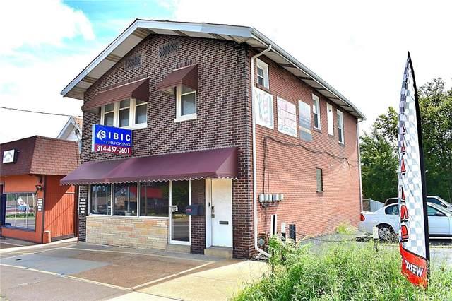 8206 Gravois Road, St Louis, MO 63123 (#21067323) :: Parson Realty Group