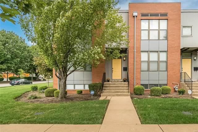4165 Mcpherson, St Louis, MO 63108 (#21067337) :: Century 21 Advantage