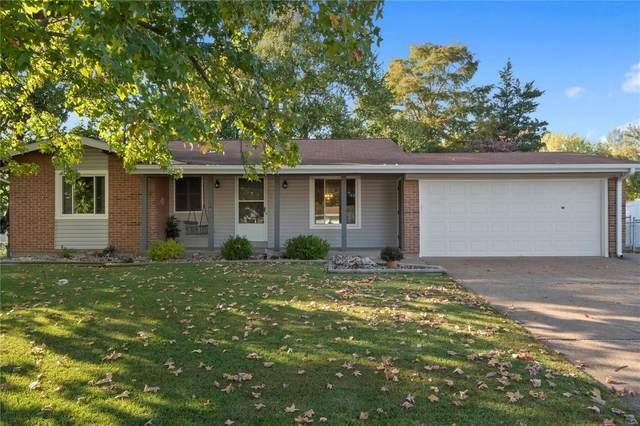 11857 Beckett Fall Road, Black Jack, MO 63033 (#21067345) :: Kelly Hager Group | TdD Premier Real Estate