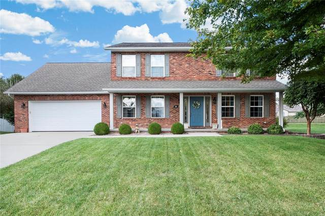 229 Summers Trace, Belleville, IL 62220 (#21067354) :: Parson Realty Group