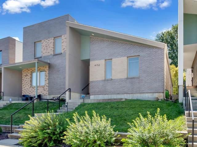 4152 Blaine Avenue, St Louis, MO 63110 (#21067355) :: Parson Realty Group
