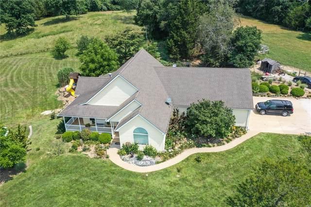 7914 Hillsboro House Springs Rd Road, Hillsboro, MO 63050 (#21067399) :: Clarity Street Realty