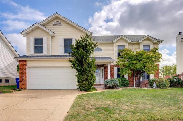808 Ivy Trace, Ballwin, MO 63021 (#21067422) :: Reconnect Real Estate