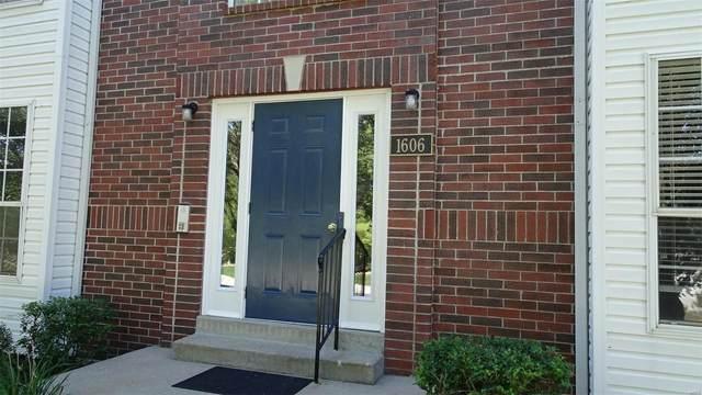 1606 Forest Springs D, Ballwin, MO 63021 (#21067459) :: Matt Smith Real Estate Group