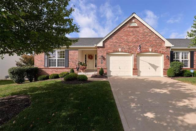 851 Waterford Villas, Lake St Louis, MO 63367 (#21067461) :: Clarity Street Realty