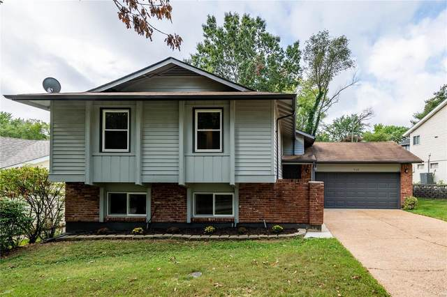 550 Treetop Trail Drive, Manchester, MO 63021 (#21067463) :: Parson Realty Group