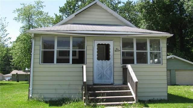 211 Poag Avenue, South Roxana, IL 62087 (#21067469) :: Century 21 Advantage