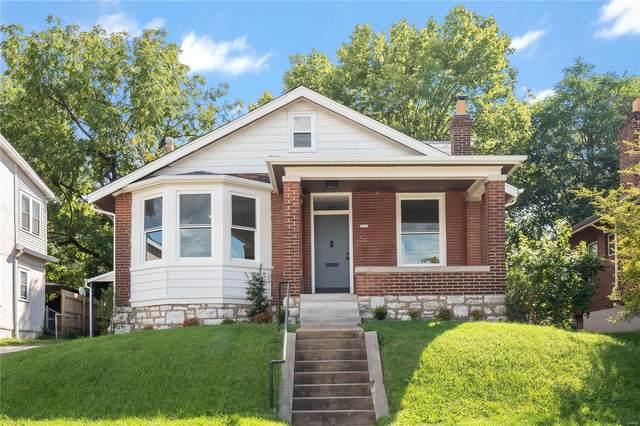 7444 Wise Avenue, St Louis, MO 63117 (#21067482) :: Hartmann Realtors Inc.