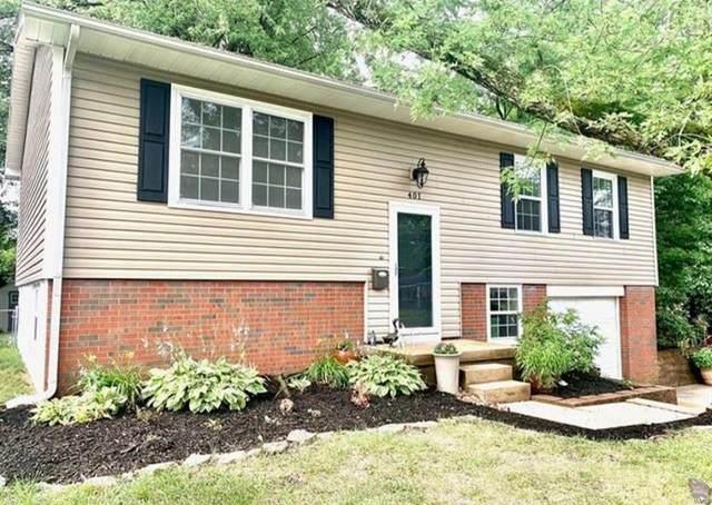 401 Dartmouth Drive, O'Fallon, IL 62269 (#21067487) :: Reconnect Real Estate
