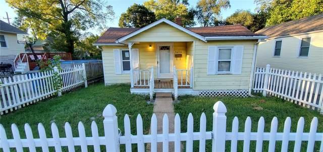 3404 Gilham Avenue, Alton, IL 62002 (#21067495) :: Clarity Street Realty
