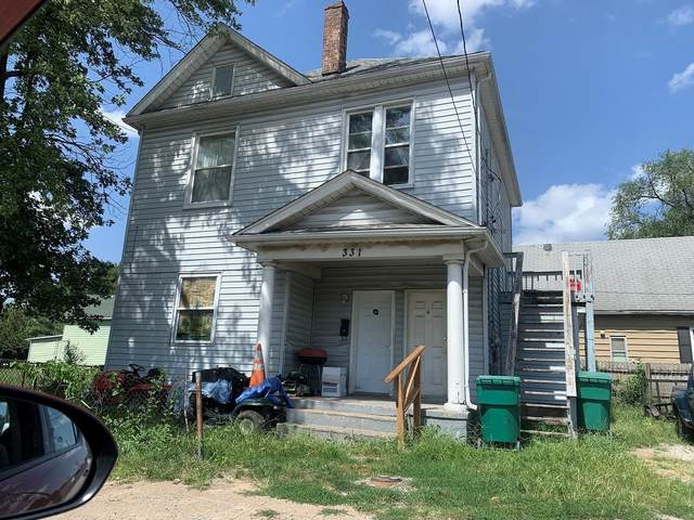 331 N 18th Street, East St Louis, IL 62205 (#21067506) :: Century 21 Advantage