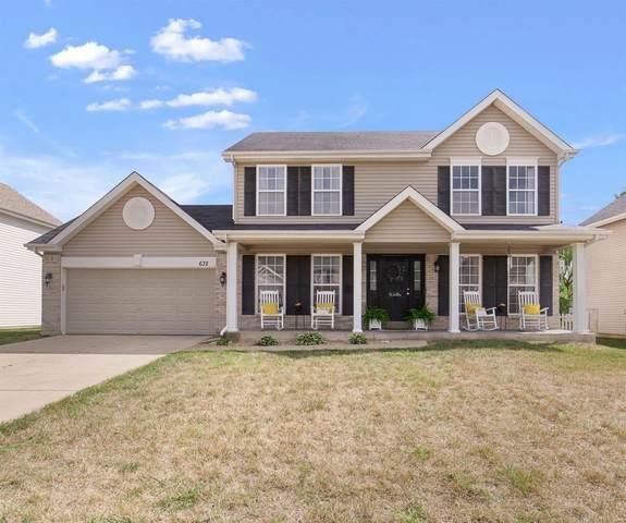 632 Stone Bend, Wentzville, MO 63385 (#21067560) :: Delhougne Realty Group