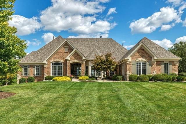 660 Grey Oaks Drive, Weldon Spring, MO 63304 (#21067579) :: Jenna Davis Homes LLC