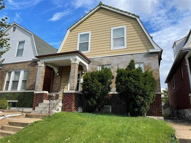 4230 Grace Avenue, St Louis, MO 63116 (#21067645) :: RE/MAX Professional Realty