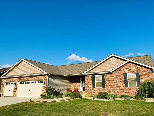 113 Garrettford Drive, Bethalto, IL 62010 (#21067646) :: Parson Realty Group